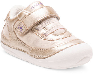 Stride Rite Toddler Girls' or Baby Girls' Soft Motion Jazzy Sneakers $40 thestylecure.com