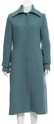 Martin Grant Long Wool Coat