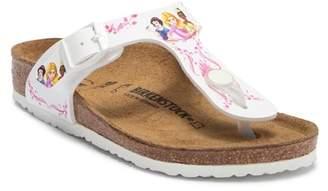 Birkenstock Gizeh Disney Princess Slip-On Sandal - Discontinued (Little Kid)