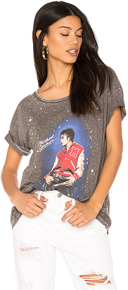 Junk Food Michael Jackson Thriller Tee in Charcoal $55 thestylecure.com