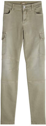 Closed Robyn Cotton Cargo Pants