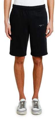 Off-White Men's Unfinished Sweat Shorts