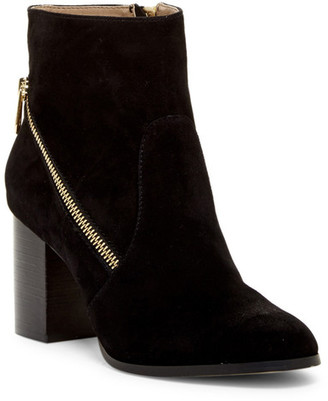 Adrienne Vittadini Bob Ankle Boot $169 thestylecure.com