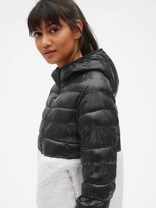 Gap GapFit Sherpa Puffer Jacket