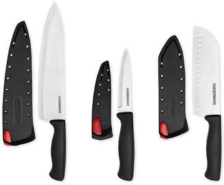 Farberware Edgekeeper 6-Pc. Knife Set