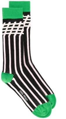 Henrik Vibskov Romb socks