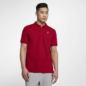 Nike NikeCourt Heritage Men's Tennis Polo