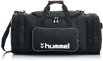 Hummel (ヒュンメル) - [ヒュンメル] ボストンバッグ チームボストンバッグ 74L 72cm HFB1016 90 ブラック