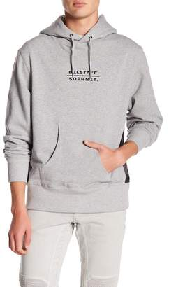 Belstaff Elmhurst Hooded Graphic Sweatshirt