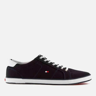 Tommy Hilfiger Men's Canvas Low Top Trainers