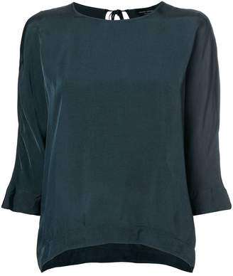 Roberto Collina round neck blouse