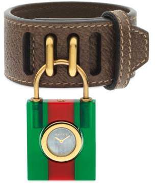 Gucci Constance watch, 30x34mm
