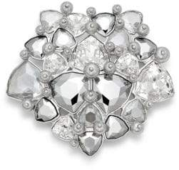 Swarovski Fortuna Crystal Brooch