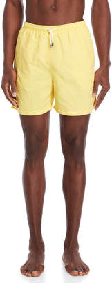 Solid & Striped Yellow The Classic Solid Swim Trunks