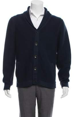 Rag & Bone Shawl Collar Knit Cardigan