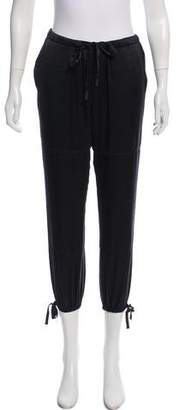 Joie Silk Mid-Rise Pants w/ Tags