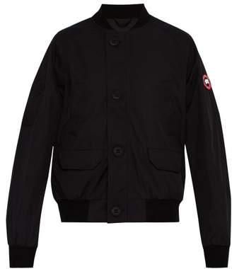 Canada Goose Faber Technical Bomber Jacket - Mens - Black