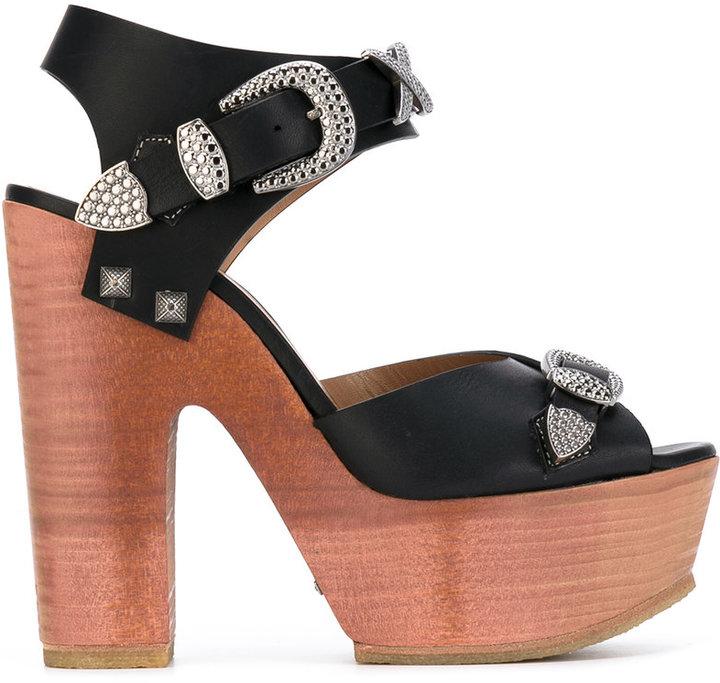 Sonia RykielSonia Rykiel platform sandals