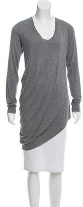 Zero Maria Cornejo Long Sleeve Knit Top