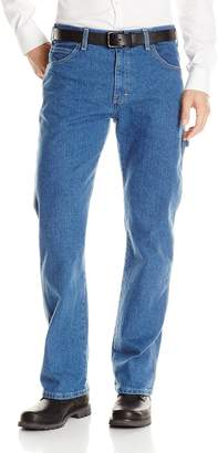 Dickies Men's Relaxed Fit Stretch Carpenter Jean