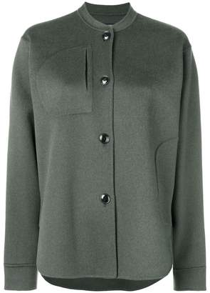 Sofie D'hoore fitted shirt-jacket