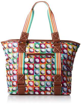 Sydney Love On The Ball- East West Travel Tote