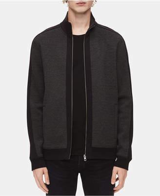 Calvin Klein Men Colorblocked Zip-Front Jacket