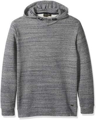 BOSS ORANGE Men's Wision Hooded Sweatshirt with Pattern