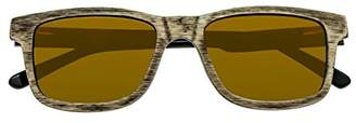 Earth Wood Tide Sunglasses W/Polarized Lenses -