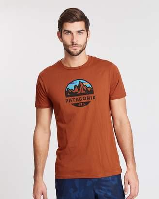 Patagonia Fitz Roy Scope Organic T-Shirt