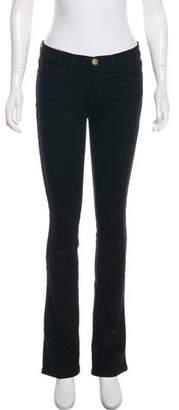 Current/Elliott The Slim Boot Mid-Rise Jeans