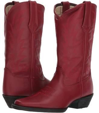 Durango Western 11 Narrow Square Toe Cowboy Boots