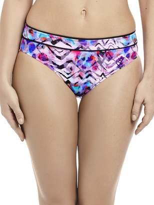Fantasie Malundi Mid Rise Bikini Bottom, S