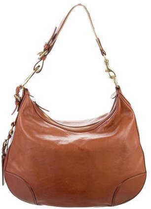 Ralph Lauren Leather Hobo