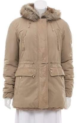Loro Piana Storm System Fur-Lined Jacket
