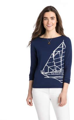 Vineyard Vines Nautical Intarsia Sweater