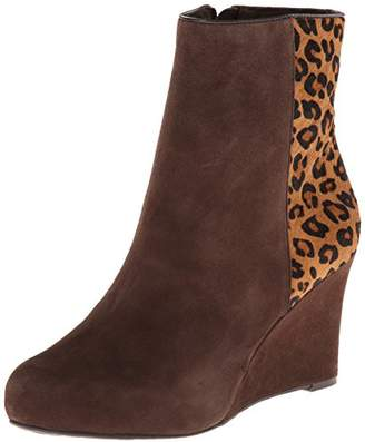 Rockport Women's Seven To 7 85mm Wedge Bootie Boot