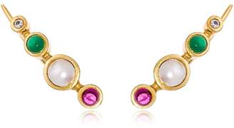 Elizabeth and James Zoe Ear Pin Earrings