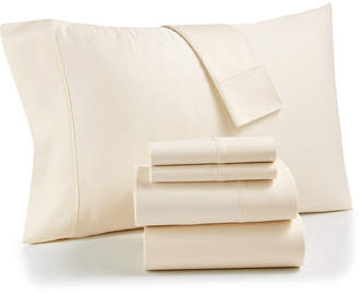 Aq Textiles Bradford StayFit Extra Deep Pocket 800 Thread Count 6-Pc. Queen Sheet Set Bedding