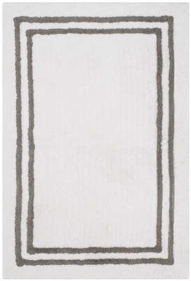 Lockheart Darby Home Co Stripes Plush Bath Rug