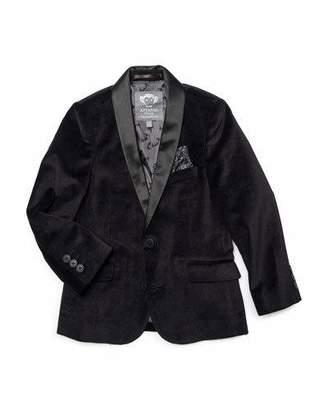 Appaman Boy's Shawl Collar Blazer, Size 2-10