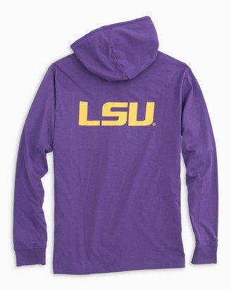 Southern Tide LSU Tigers T-Shirt Hoodie
