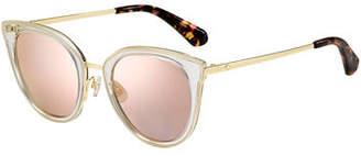 Kate Spade Jazzlyn Cat-Eye Sunglasses