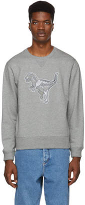 Coach 1941 Grey Rexy Sweatshirt