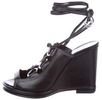 Opening Ceremony Kali Lace-Up Wedges