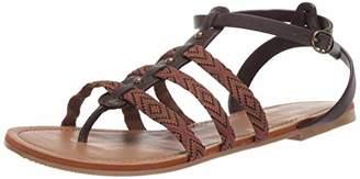 Western Chief Women's Lightweight Printed Sandal, 9 M US