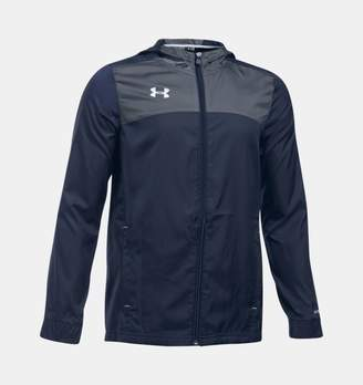 Under Armour Boys' UA Futbolista Shell Jacket