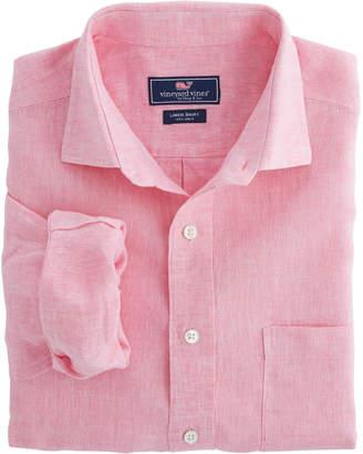 Vineyard Vines Wintucket Linen Shirt