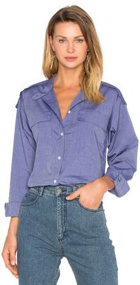 Rachel Comey Empire Shirt $276 thestylecure.com