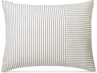 "Lauren Ralph Lauren Devon Ticking-Stripe 15"" x 20"" Decorative Pillow Bedding"